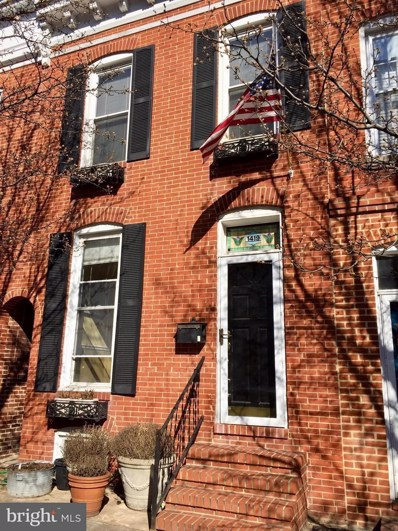 1419 Battery Avenue, Baltimore, MD 21230 - MLS#: 1000274038