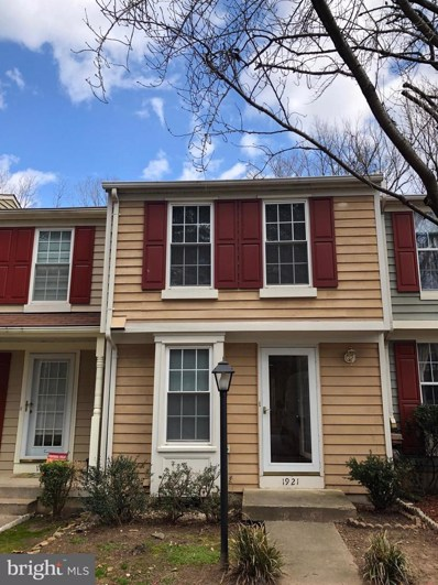 1921 Belmont Ridge Court, Reston, VA 20191 - MLS#: 1000274076