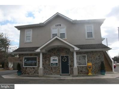 1378 Rising Sun Road, Camden Wyoming, DE 19934 - MLS#: 1000274722
