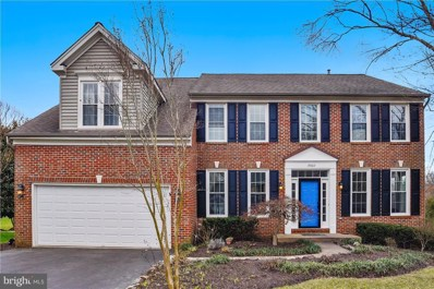14802 Hickory Post Court, Centreville, VA 20121 - MLS#: 1000275456