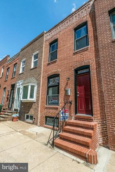 2542 Fleet Street, Baltimore, MD 21224 - MLS#: 1000275838