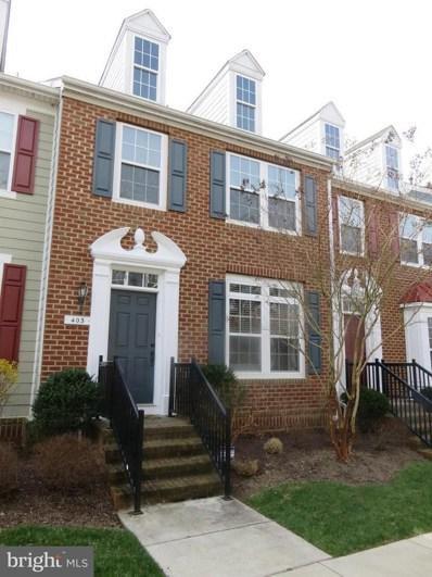 300 Dixon Street UNIT 403, Easton, MD 21601 - MLS#: 1000275934