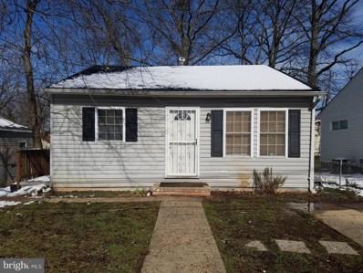 6516 Joplin Street, Capitol Heights, MD 20743 - MLS#: 1000275950