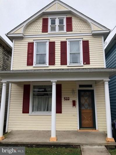 522 Potomac Street W, Brunswick, MD 21716 - MLS#: 1000275956