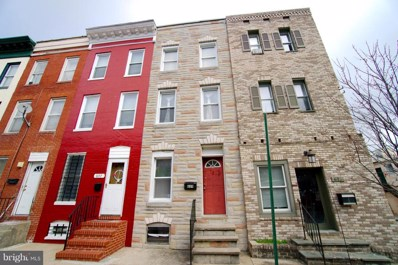 609 Scott Street, Baltimore, MD 21230 - MLS#: 1000276138