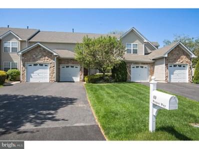 69 Hogan Way, Moorestown, NJ 08057 - MLS#: 1000276226