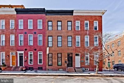 1302 William Street, Baltimore, MD 21230 - MLS#: 1000277102