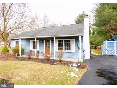 14 Lynn Boulevard, Downingtown, PA 19335 - MLS#: 1000277186