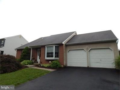 154 Abbey Drive, Royersford, PA 19468 - MLS#: 1000277701