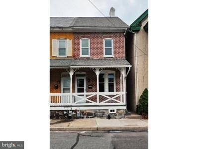 327 Jefferson Street, East Greenville, PA 18041 - MLS#: 1000277835