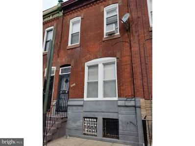 1831 Mifflin Street, Philadelphia, PA 19145 - MLS#: 1000277988