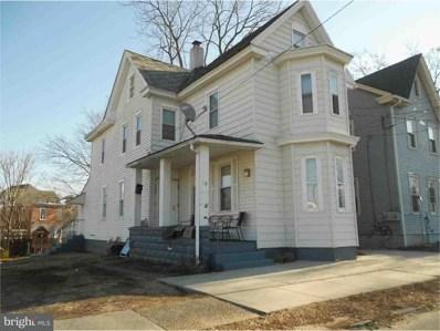 18 E Barber Avenue, Woodbury, NJ 08096 - MLS#: 1000278668