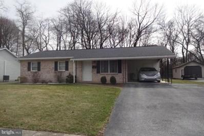 60 Edgelea Drive, Chambersburg, PA 17201 - #: 1000279194
