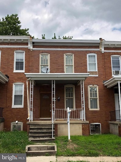628 Melville Avenue, Baltimore, MD 21218 - MLS#: 1000279340