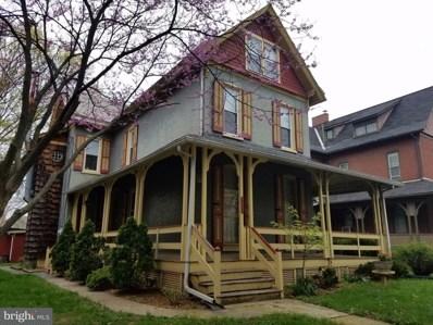 541 N Charlotte Street, Pottstown, PA 19464 - MLS#: 1000279623
