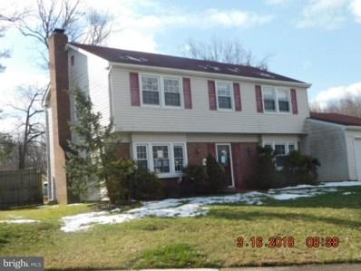 11 Edge Court, Willingboro, NJ 08046 - MLS#: 1000280092