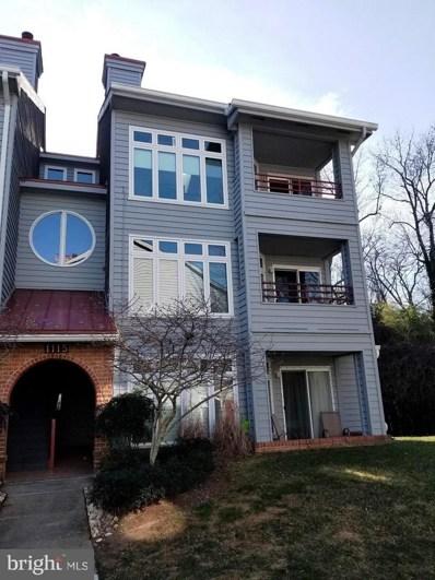 1115 Lake Heron Drive UNIT 3B, Annapolis, MD 21403 - MLS#: 1000280166