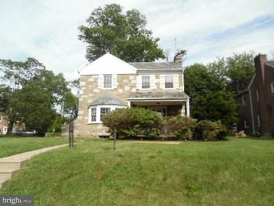 7467 New Second Street, Elkins Park, PA 19027 - MLS#: 1000280315