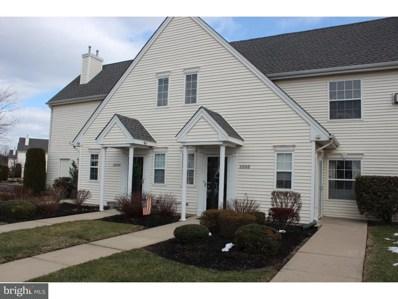 2204B Bluegrass Drive, Mount Laurel, NJ 08054 - MLS#: 1000281278