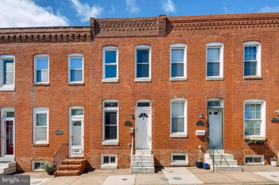 1106 Robinson Street, Baltimore, MD 21224 - MLS#: 1000281294