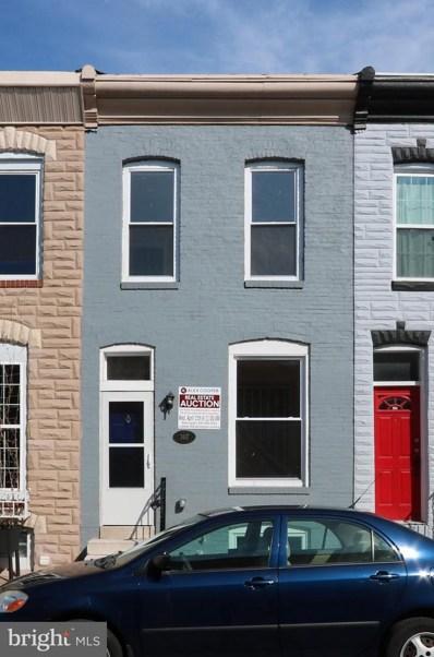 307 Fagley Street, Baltimore, MD 21224 - MLS#: 1000281366