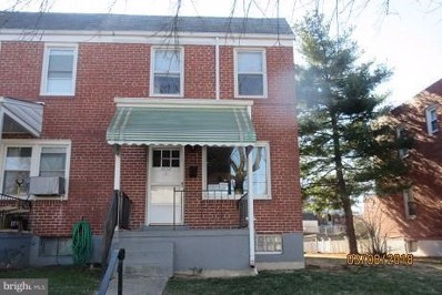 3637 MacTavish Avenue, Baltimore, MD 21229 - MLS#: 1000281450