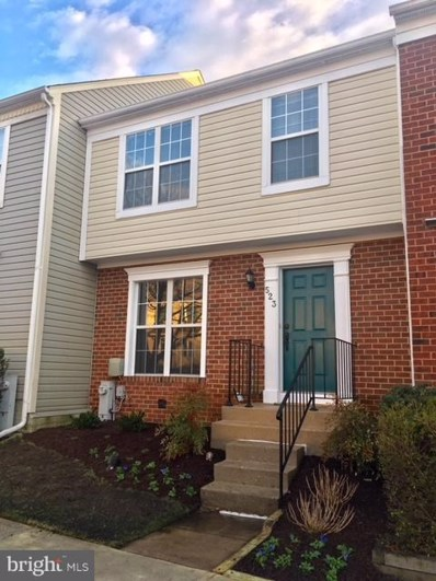523 Greencrest Lane, Odenton, MD 21113 - MLS#: 1000282516