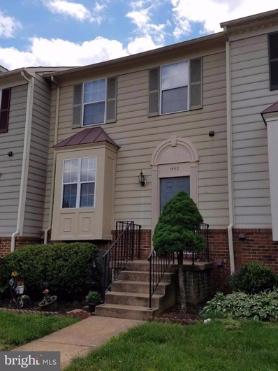 15112 Jarrell Place, Woodbridge, VA 22193 - MLS#: 1000282880