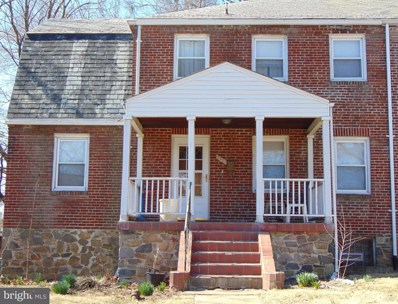 3301 Dolfield Avenue, Baltimore, MD 21215 - MLS#: 1000282958