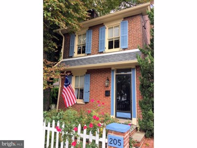 205 Jacob Street, Mont Clare, PA 19453 - MLS#: 1000283331