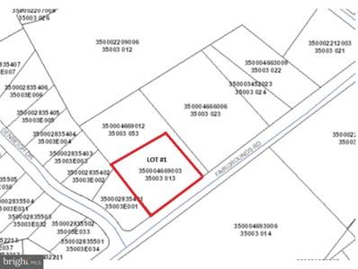 1806 Fairgrounds Road UNIT LOT #1, Hatfield, PA 19440 - MLS#: 1000283973