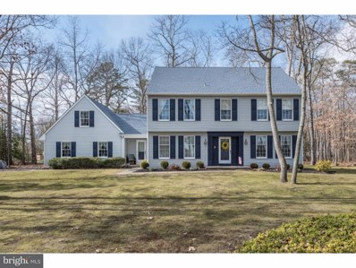 3 Colonial Court, Tabernacle, NJ 08088 - MLS#: 1000284986