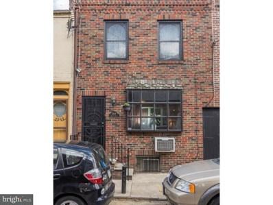 1243 S Alder Street, Philadelphia, PA 19147 - MLS#: 1000285172