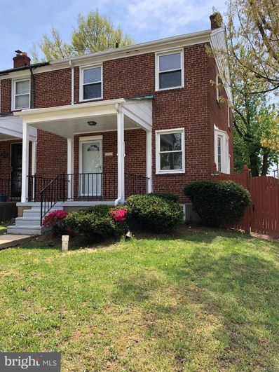 1209 Walters Avenue, Baltimore, MD 21239 - #: 1000286020