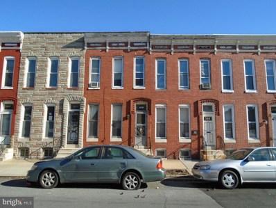 2021 Division Street, Baltimore, MD 21217 - MLS#: 1000286410
