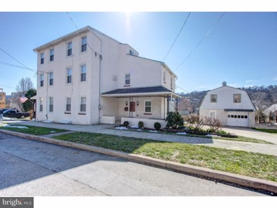 819 Spring Mill Avenue, Conshohocken, PA 19428 - MLS#: 1000287164