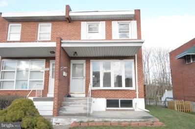 1243 Grantley Street S, Baltimore, MD 21229 - MLS#: 1000287556