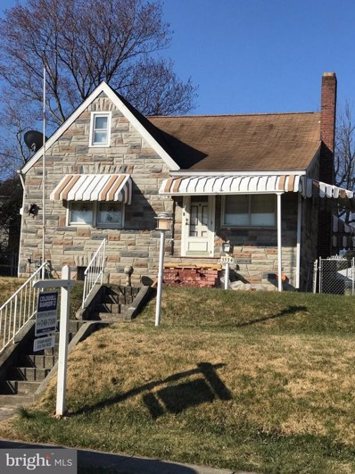 5534 Oakland Road, Baltimore, MD 21227 - MLS#: 1000287872
