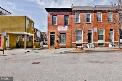 732 Lakewood Avenue S, Baltimore, MD 21224 - MLS#: 1000288116