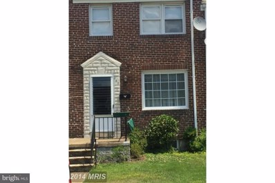 442 5TH Avenue, Baltimore, MD 21225 - MLS#: 1000288354