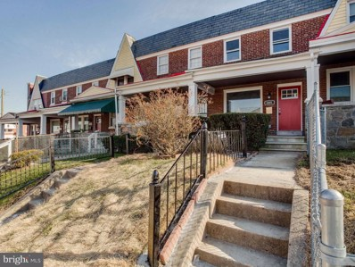3811 Woodridge Road, Baltimore, MD 21229 - MLS#: 1000288534