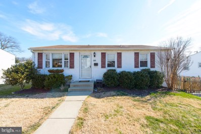 1605 Charmuth Road, Lutherville Timonium, MD 21093 - MLS#: 1000288732