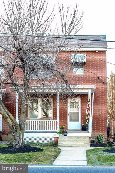 207 Monroe Avenue, Frederick, MD 21701 - MLS#: 1000288750