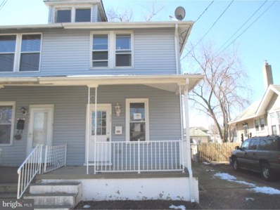 609 Arndt Avenue, Riverside, NJ 08075 - MLS#: 1000288884