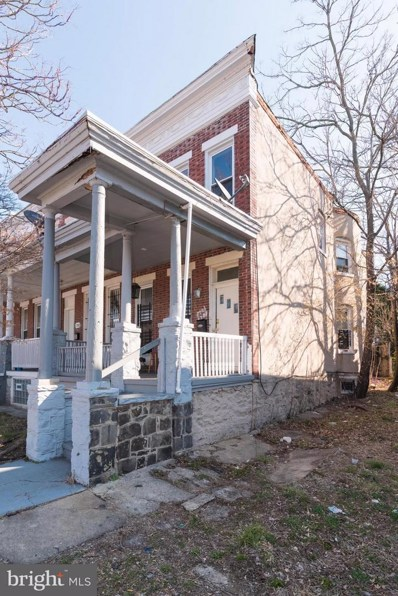 1721 Ashburton Street, Baltimore, MD 21216 - MLS#: 1000289154