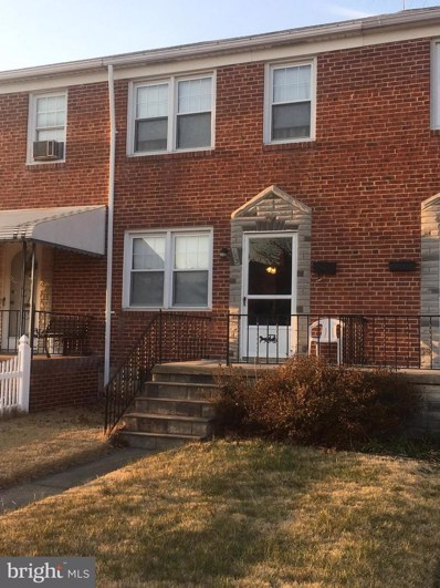 153 Hampshire Road, Baltimore, MD 21221 - MLS#: 1000289280