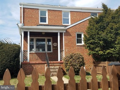 4014 Labyrinth Road, Baltimore, MD 21215 - MLS#: 1000289752