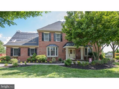 711 Yarmouth Drive, West Chester, PA 19380 - MLS#: 1000290227