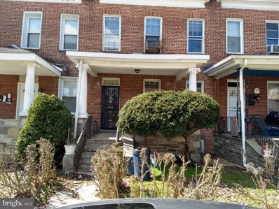 3702 Overview Road, Baltimore, MD 21215 - MLS#: 1000290500