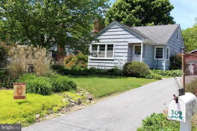 209 Choptank Avenue, Easton, MD 21601 - MLS#: 1000291354